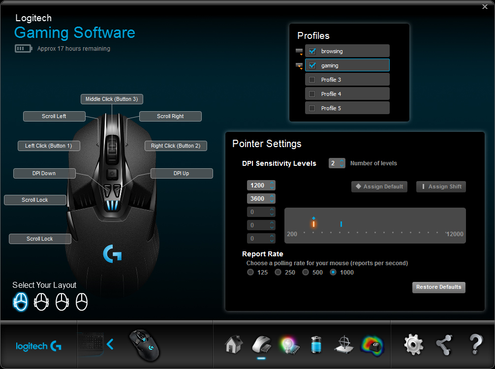 Pro Gaming Mouse Guide | The Official Site of 1337 Pwnage